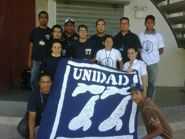 Unidad 77 UNIVERSIDAD DE CARABOBO