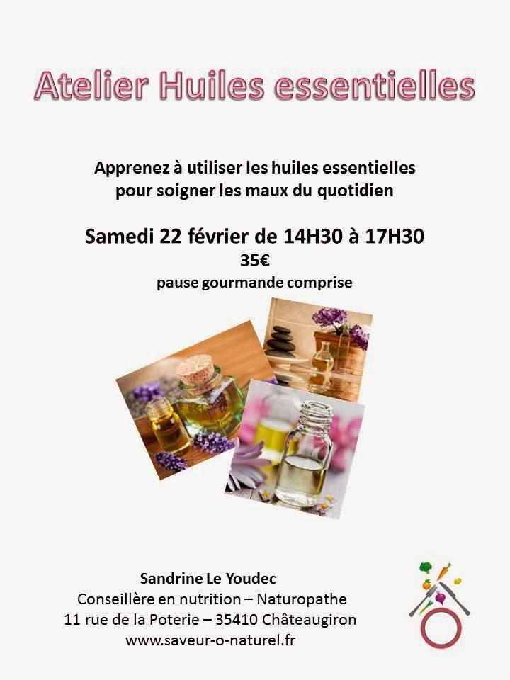 Saveur naturel janvier 2014 for Atelier de cuisine laval