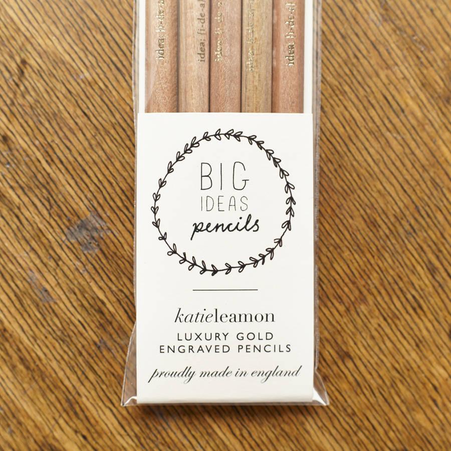 beautiful pencils