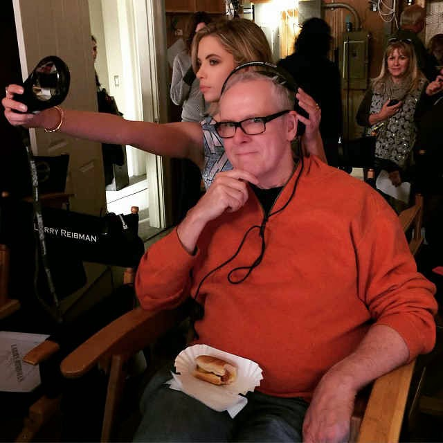 PLL BTS Norman Buckley and Ashley Benson