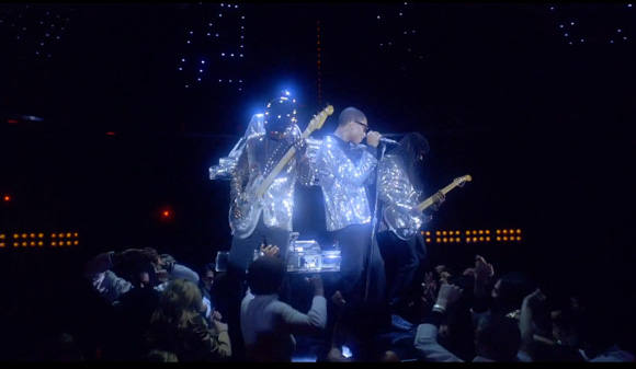 daft punk - lose yourself to dance
