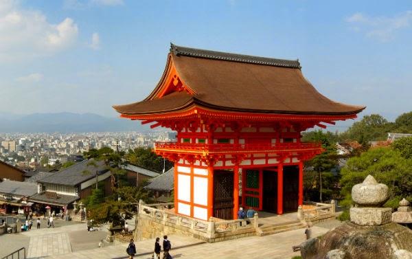 wisata Jepang Candi Budha Kiyomizu-Dera
