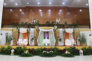 paket pernikahan aula gelora sunter podomoro jakarta utara