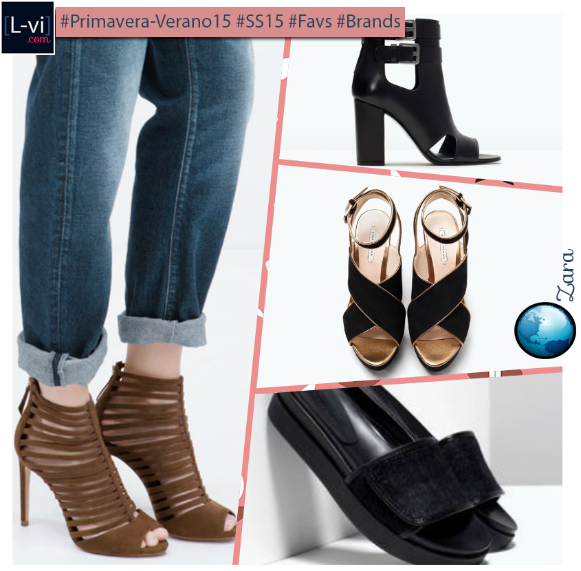 [SS15] Zara Shoes for her   L-vi.com