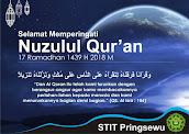 STIT Pringsewu Selamat Memperingati Nuzulul Quran