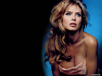Heidi Klum,Victoria's Secret,Victoria's Secret Angels, Model, Profile