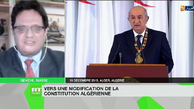 Tebboune et la révision de la Constitution algérienne : Enjeux et Objectifs