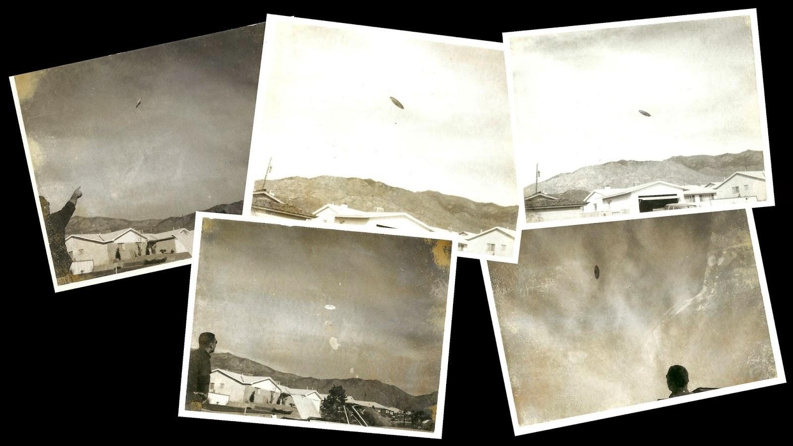 5 photos historiques de soucoupes volantes étonnantes trouvées ...