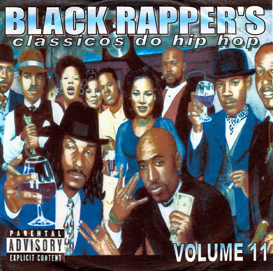 BLACK RAPPRS VOLUME XI