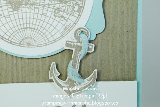 open sea and happy everything stampin up