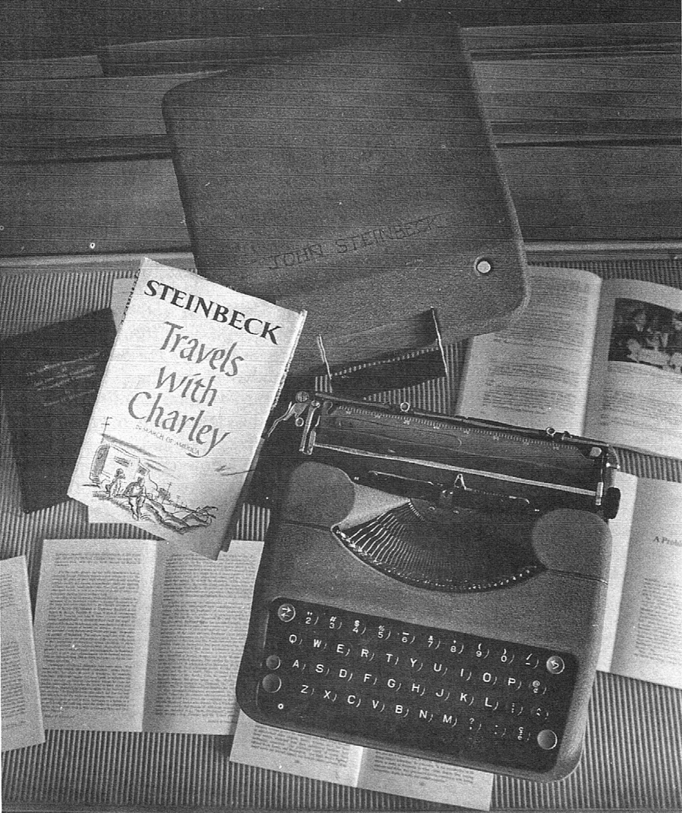 oz typewriter john steinbeck and the typewriter as the sword of john steinbeck and the typewriter as the sword of the mind