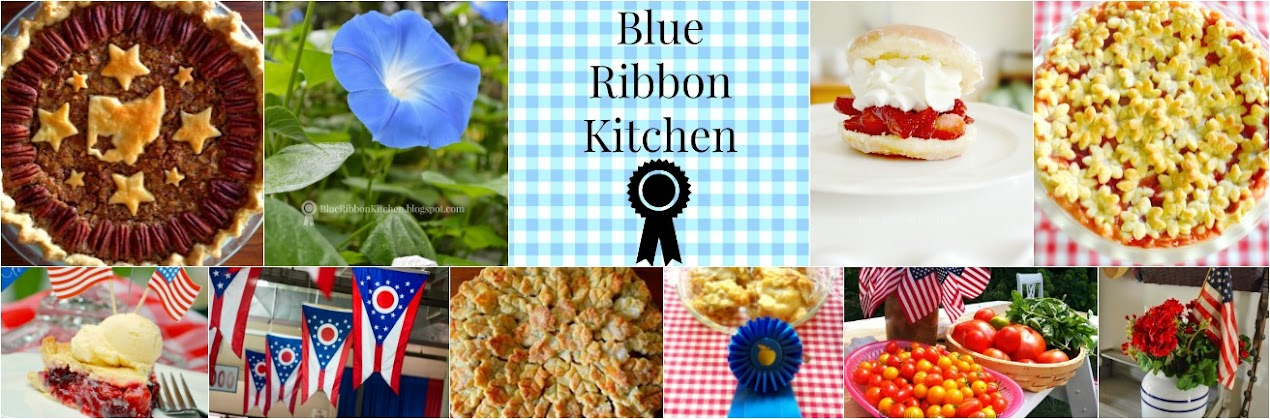 Blue Ribbon Kitchen