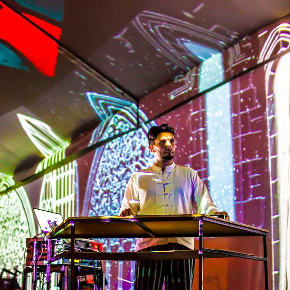 Thy Veils live at Sziget Festival 2014 - Daniel Dorobantu