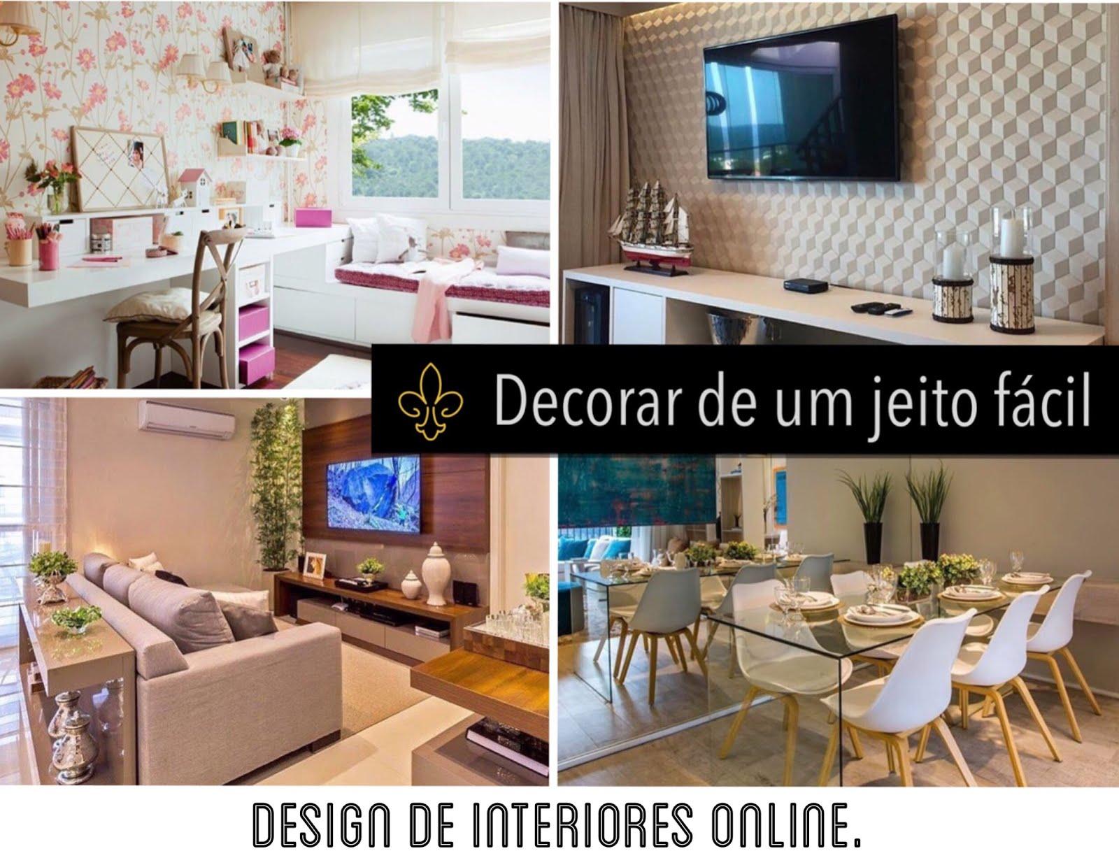 Faça um Projeto de Decoração online