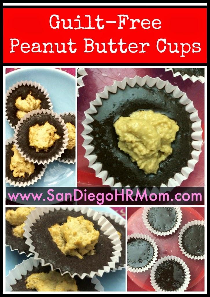 Chocolate Peanut Butter Cup Alternative
