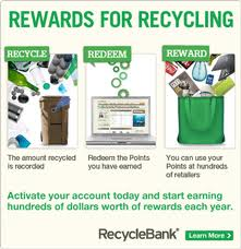 Earn Rewards for Recycling