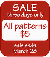 Sale - Quilt and Bag Patterns