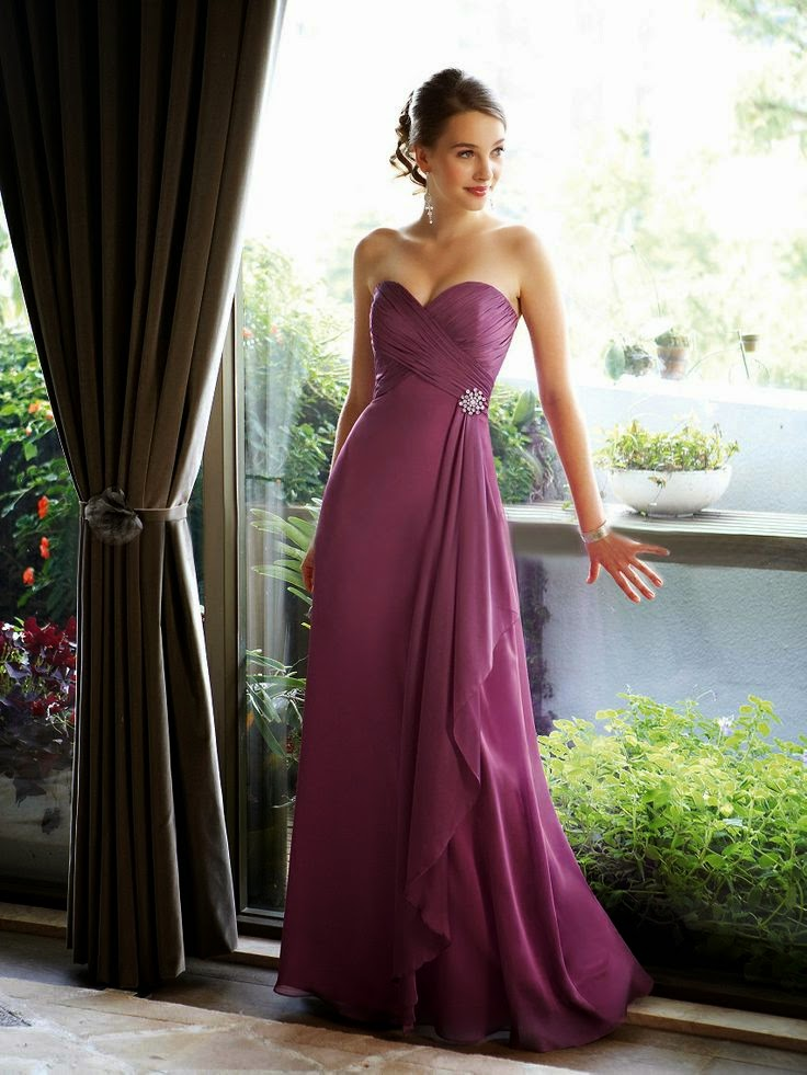 Aviva Dress Purple