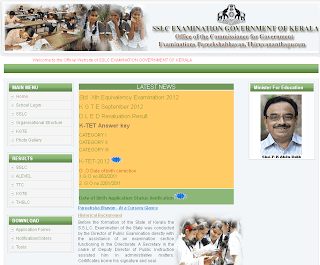 www.keralapareekshabhavan.in