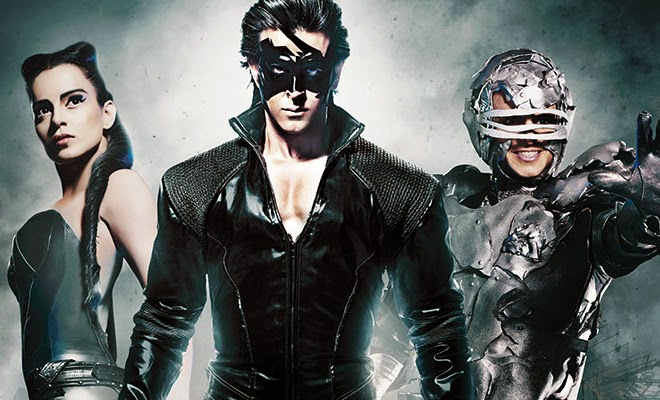 Krrish 3 Bollywood Movie 2013 Latest And New Released