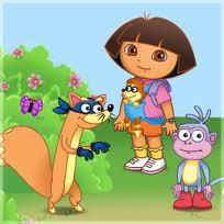 Dora Baby Fox igrice