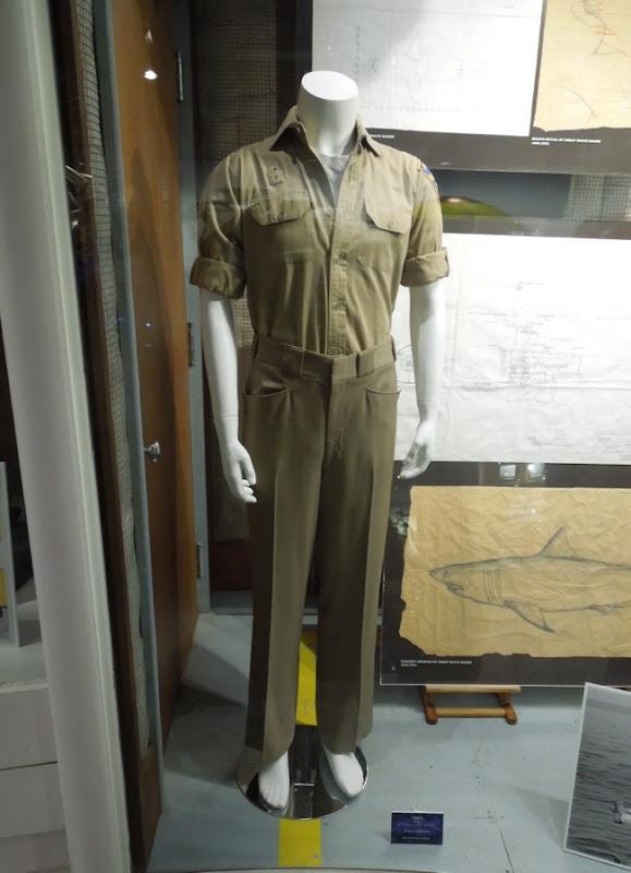 Roy Scheider Jaws film costume