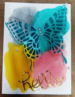 Butterfly Thinlits zena kennedy independent stampin up demonstrator