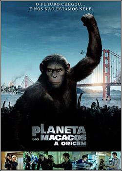 Planeta dos Macacos – A Origem – Dublado – Filme Online