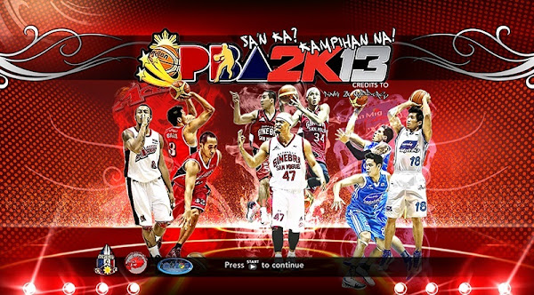 PBA 2k13 Mod/Patch for NBA 2k13 Free Full Download TheNbaZone.com