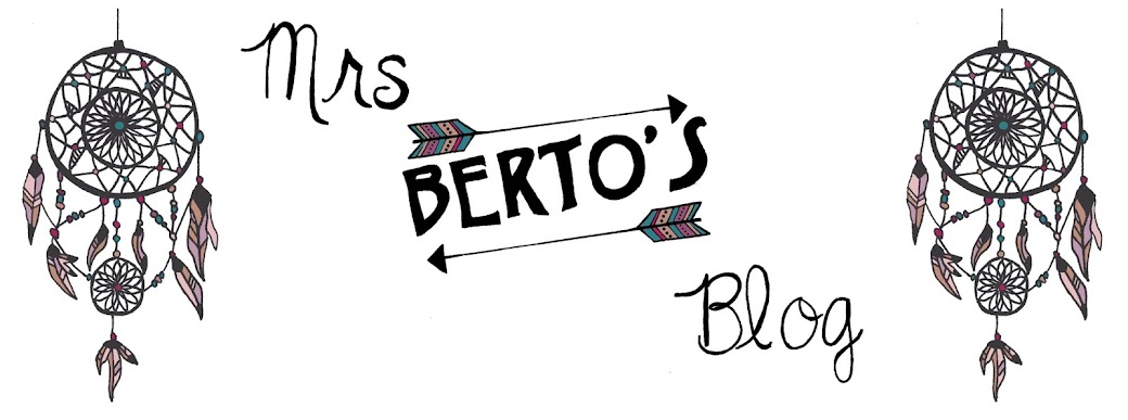 Mrs Berto Blog