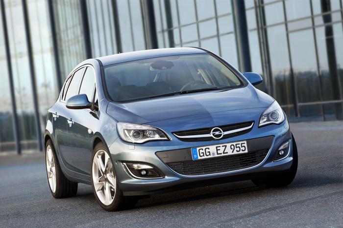 """Opel Astra """"Techno"""""""