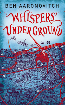 whispers under ground ben aaronovitch
