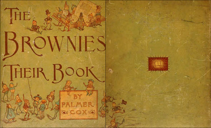 The Brownies Their Book