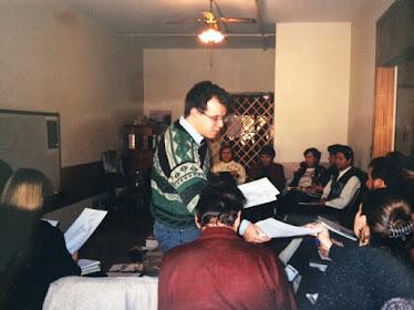 Workshop de Filosofia Clínica em Porto Alegre (inicio dos anos 2000)