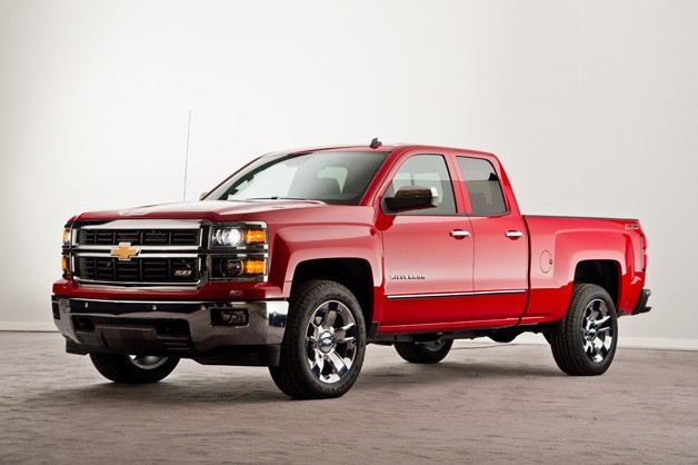 2014 Chevrolet Silverado Pricing Announced