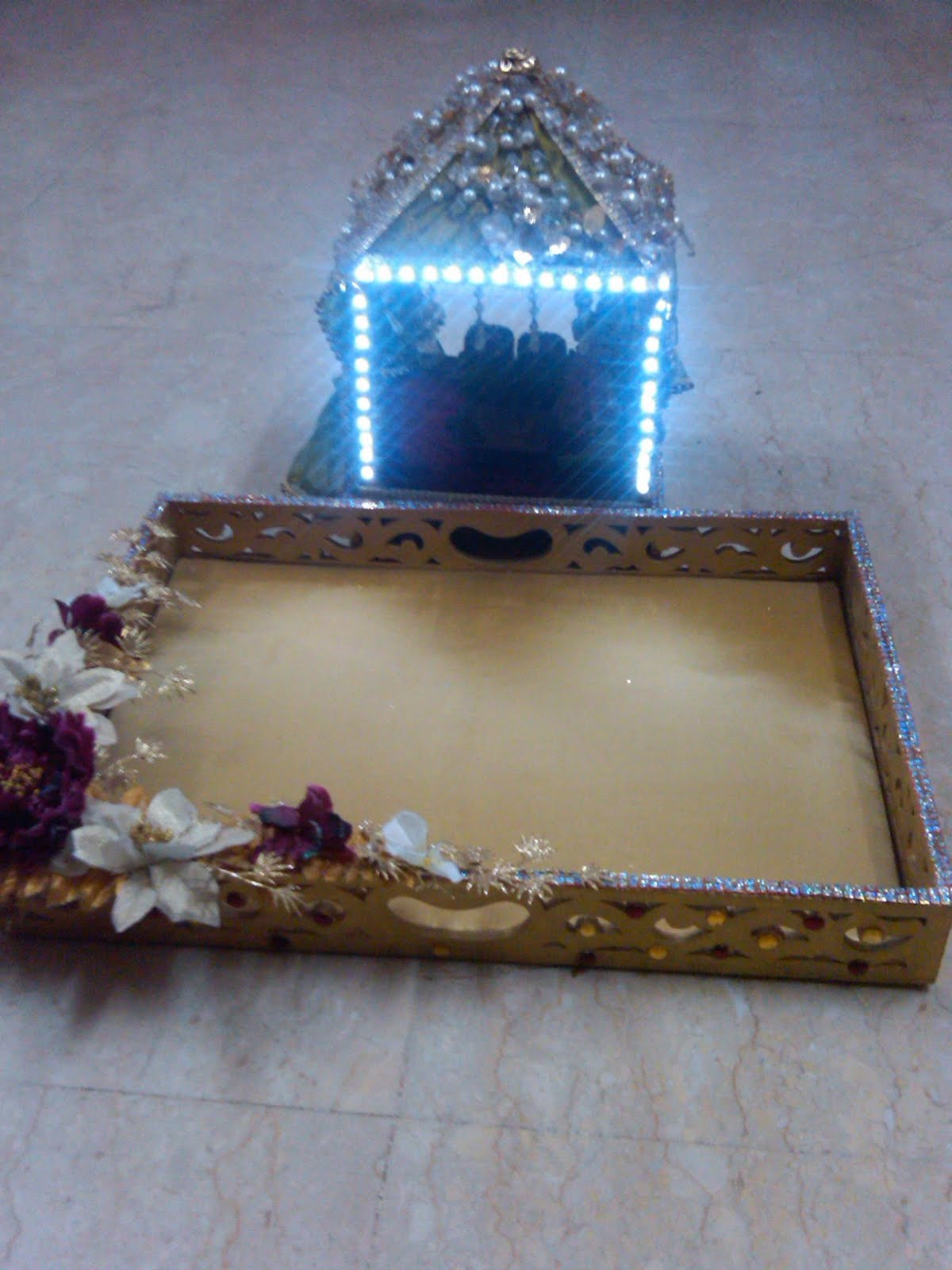 ranjana arts www ranjanaarts com ring ceremony tray