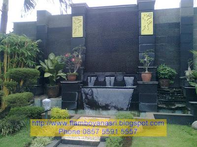 Tukang Taman Surabaya desain artistik