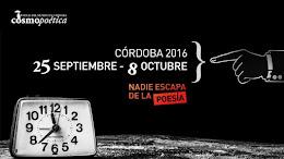 Cosmopoética 2016 (Córdoba, España)