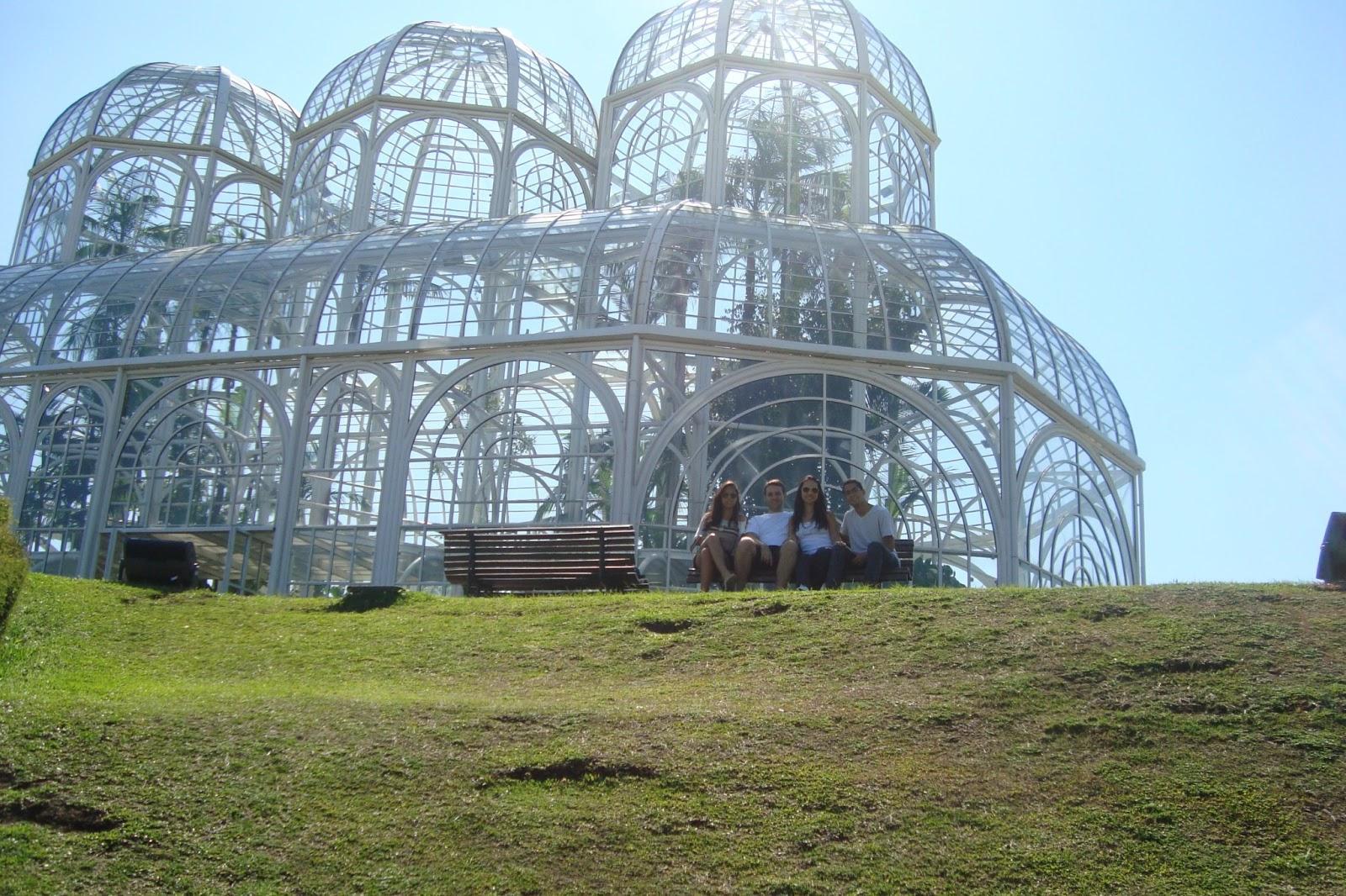 mesa jardim curitiba:Lumiar: Jardim Botânico de Curitiba