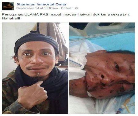 Ustaz Lotfi mati syahid