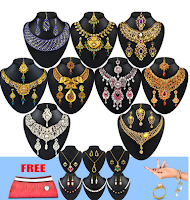 Buy Navrang Exclusive Designer Jewellery Collection at Rs 2999 Via naptol.com: buytoearn