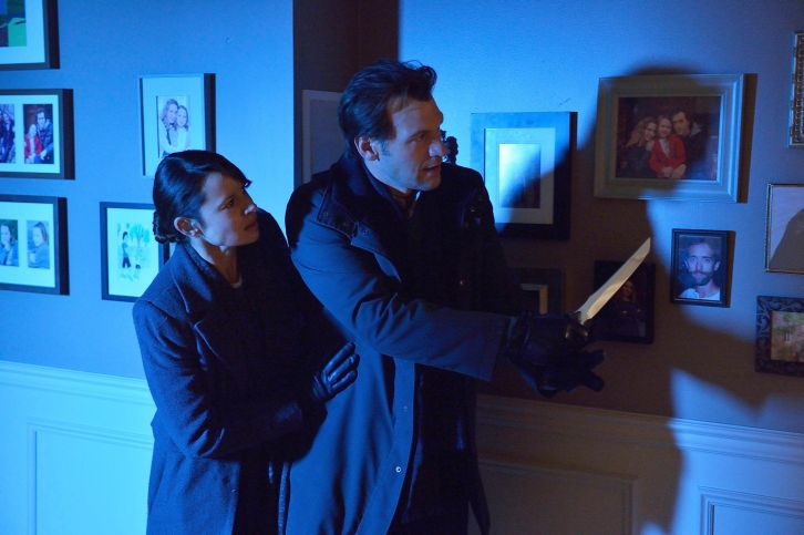 The Strain - Episode 1.04 - It's Not for Everyone - Promotional Photos