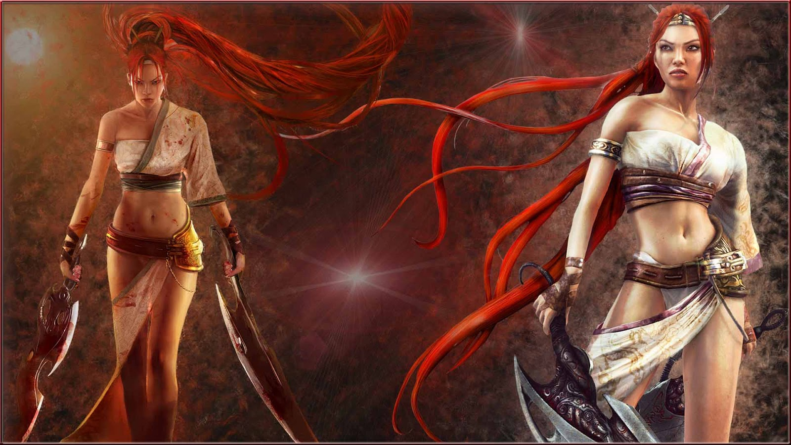 33 Heavenly Sword HD Wallpapers | Backgrounds - Wallpaper Abyss