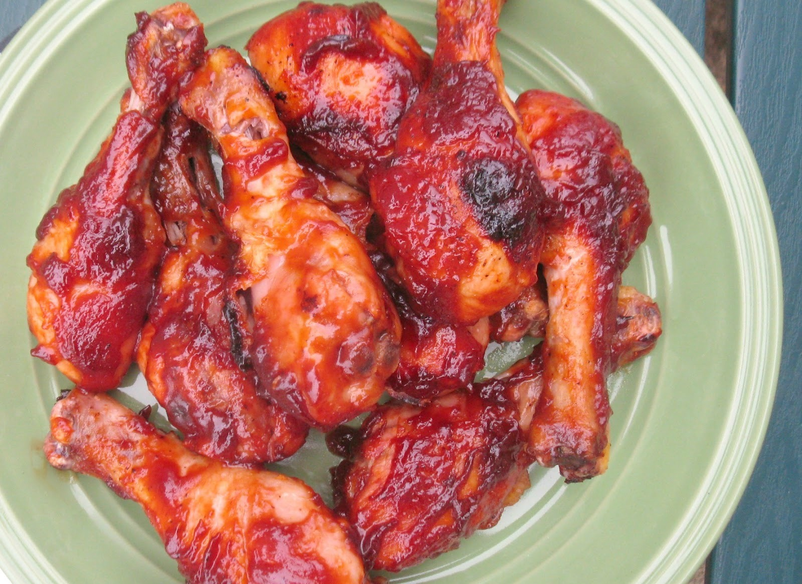 How To Make Easy Oven Baked Bbq Chicken With Pictures