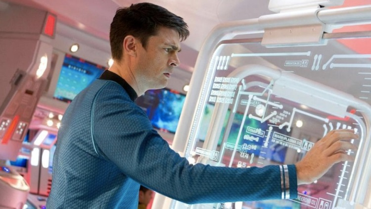Star Trek Into Darkness Review - Bones