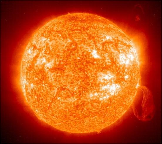 Foto Foto Menakjubkan Matahari Kita