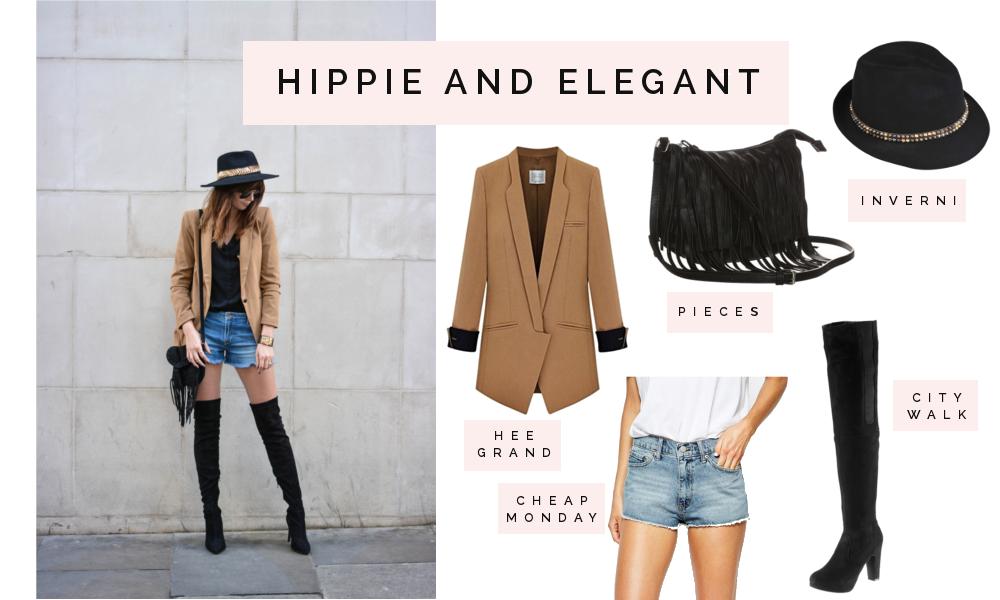 Haute Hippie: Wie man den Sommer-Trend richtig stylt