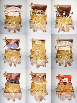 Gubahan Brown & Gold(10/11/12)