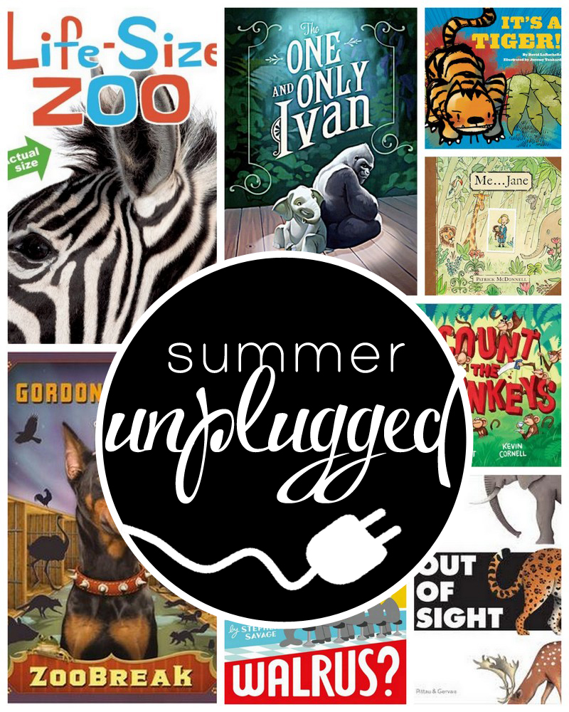 Weekly themed booklists with activities, crafts, and snacks. Perfect for those long summer days!