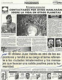 Congresso internacional em Costa Rica em 1998
